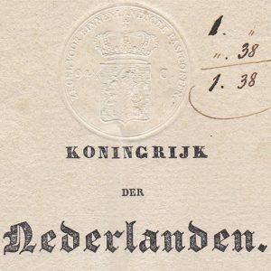Gezegelde formulieren Nederland
